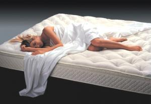 ортопедический матрас, постельное белье