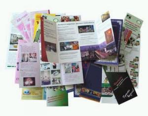 печать буклетов, печать буклетов в веб